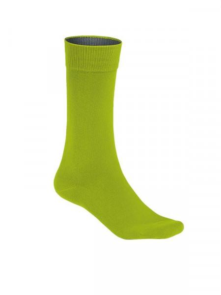 Hakro Socken Premium kiwi 0933-040
