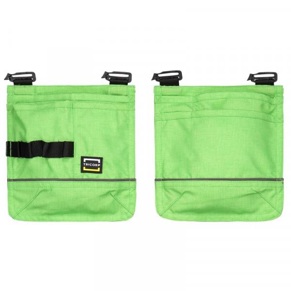 TRICORP, Swing-Pocket Gürteltasche, Lime, 652012