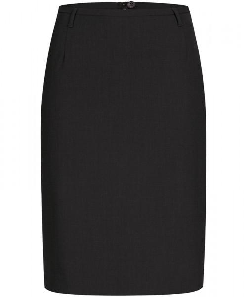 GREIFF Damen-Rock Regular Fit schwarz Corporate Wear 1542.666.110 1542 666 Rock