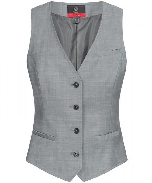 GREIFF Damen-Weste Regular Fit hellgrau Corporate Wear 1714.2820.14 1714 2820 Weste