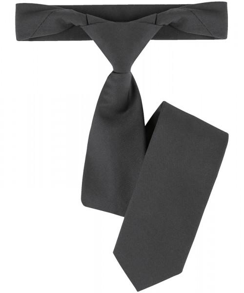 GREIFF Ruck-Zuck Krawatte anthrazit Accessoires 6921.6400.11 6921 6400 Krawatte