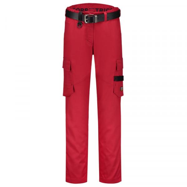 TRICORP, Arbeitshose Twill Damen, Red, 502024