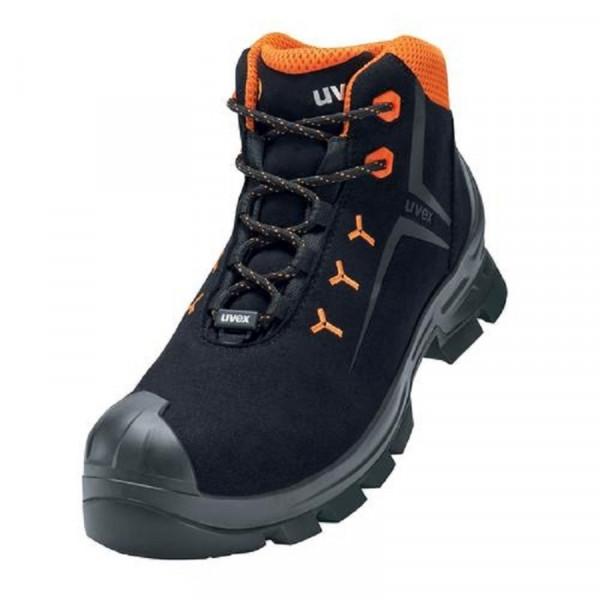UVEX, 2 VIBRAM Sicherheitsschuh S3 Stiefel Weite 11 / 65292