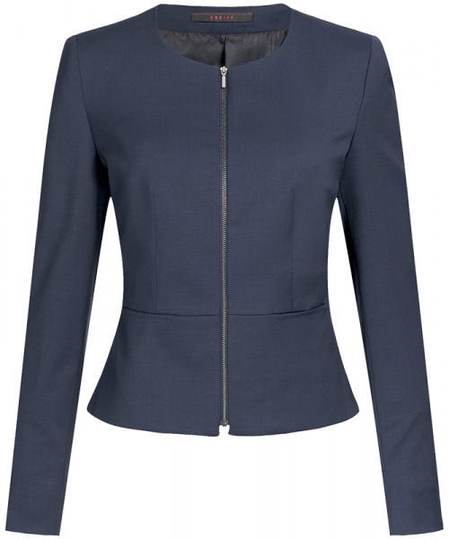 GREIFF Damen-Blazer Slim Fit RV dunkelblau Corporate Wear 1427.2820.21 1427 2820 Blazer