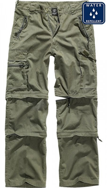 BRANDIT, Savannah Trouser, olive / 1011