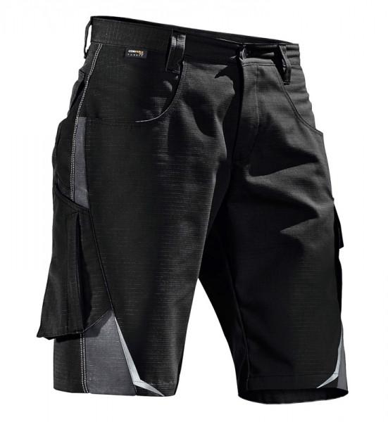 KÜBLER PULSSCHLAG Shorts schwarz/anthrazit, 25245353