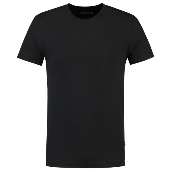 TRICORP, T-Shirt Slim Fit, Black, 101004