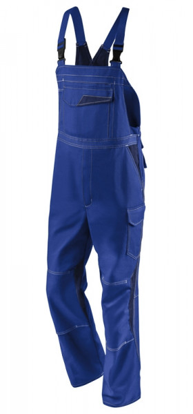 KÜBLER IMAGE DRESS NEW DESIGN Latzhose kbl.blau/dunkelblau, 33473411