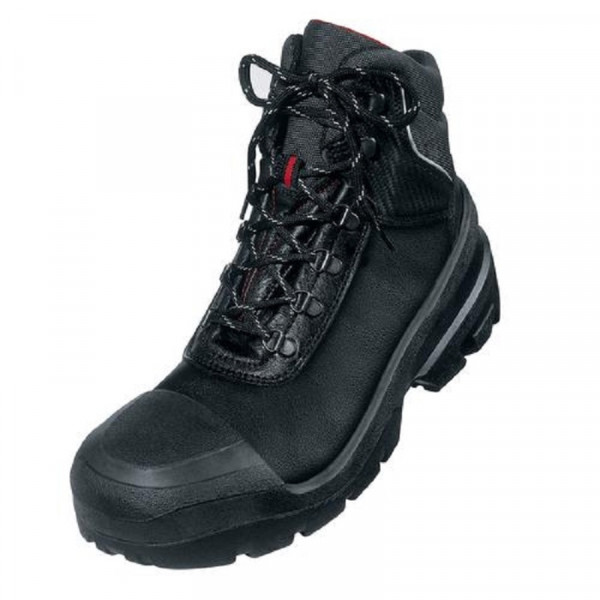 UVEX, quatro pro Sicherheitsschuh S3 Stiefel Weite 11 / 84012