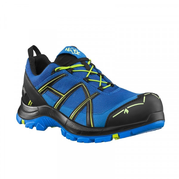 HAIX, BLACK EAGLE Safety 40 low/blue-citrus,610009