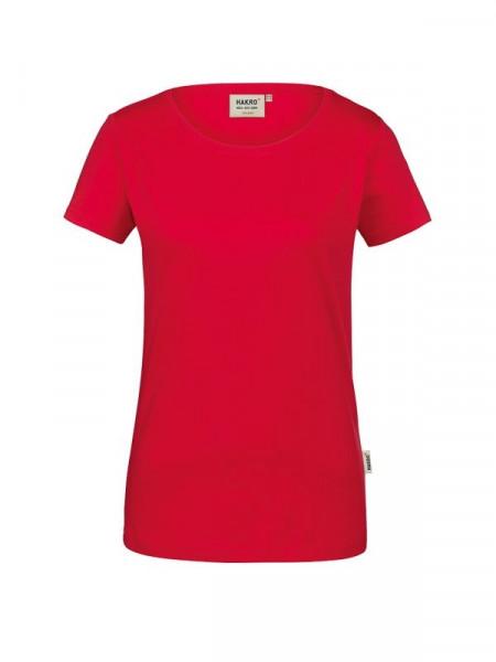 Hakro Damen-T-Shirt GOTS-Organic rot 0171-002