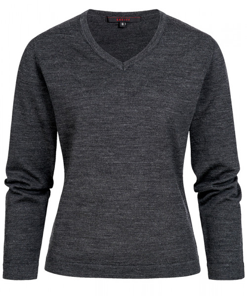 GREIFF Damen Pullover anthrazit Blusen/Hemden/Strick 6050.5050.11 6050 5050 Pullover