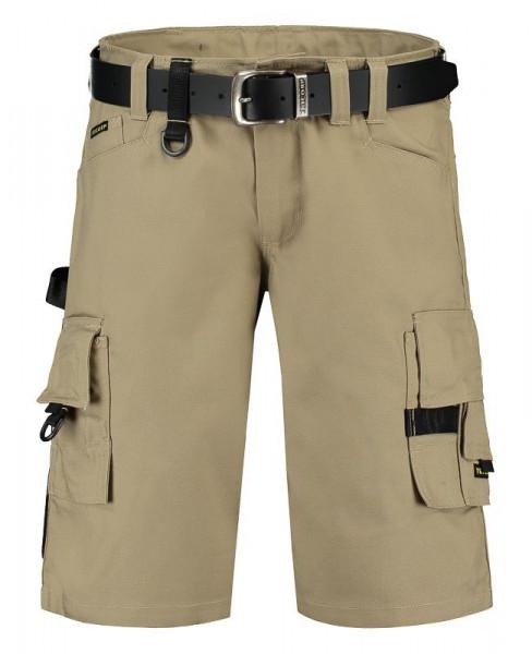 TRICORP, Arbeitshose Canvas Shorts, Khaki, 502006