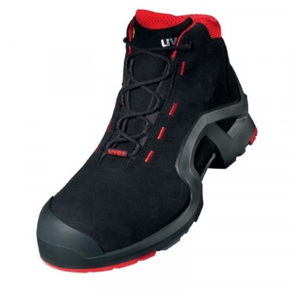 UVEX, 1 x-tended support Sicherheitsschuh S3 Stiefel Weite 11 / 85172