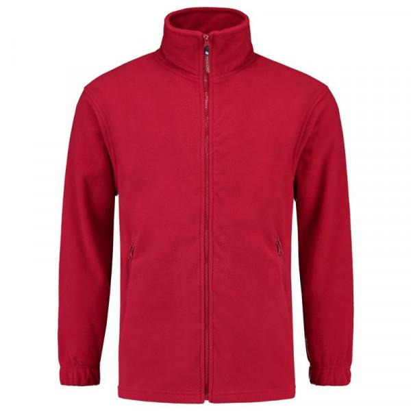 TRICORP, Fleece-Jacke, Red, 301002