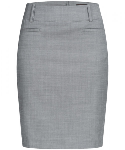GREIFF Damen-Rock Regular Fit hellgrau Corporate Wear 1516.2820.14 1516 2820 Rock