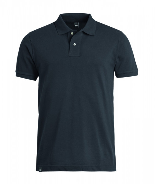 FHB DANIEL Polo-Shirt, anthrazit