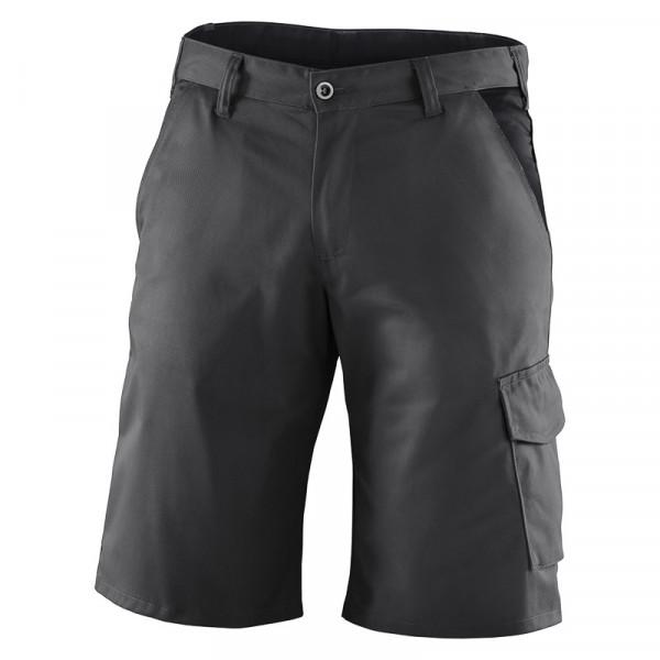 KÜBLER IDENTIQ MIX Shorts anthrazit/schwarz, 23395312