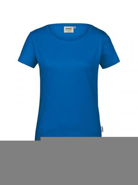 Hakro Damen-T-Shirt GOTS-Organic royalblau 0171-010