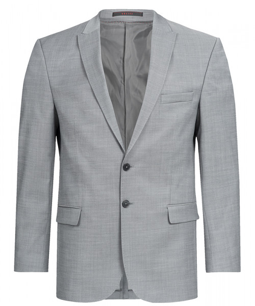 GREIFF Herren-Sakko Regular Fit hellgrau Corporate Wear 1125.2820.14 1125 2820 Sakko