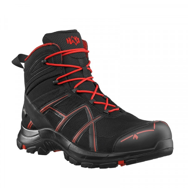 HAIX, BLACK EAGLE Safety 40 mid/black-red, 610018