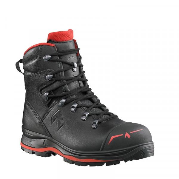 HAIX Trekker Pro 2.0 schwarz-rot 602017