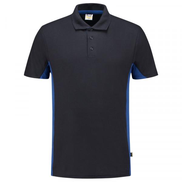 TRICORP, Poloshirt Bicolor, Navyroyal, 202004