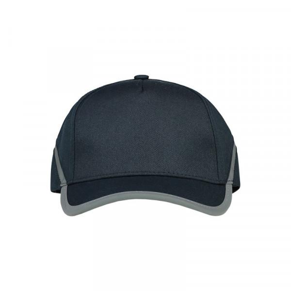 TRICORP, Cap Reflexstreifen, Navy, 653002