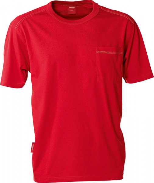 Kansas T-SHIRT 7391 TM Rot 100779-331