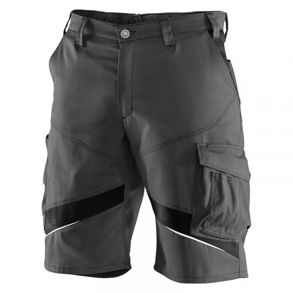 KÜBLER ACTIVIQ Shorts anthrazit/schwarz, 24505365