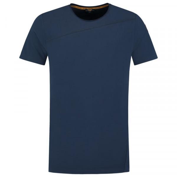 TRICORP, T-Shirt Premium Quernaht Herren, Ink, 104002