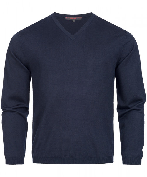 GREIFF Herren Pullover marine Blusen/Hemden/Strick 6040.5050.20 6040 5050 Pullover