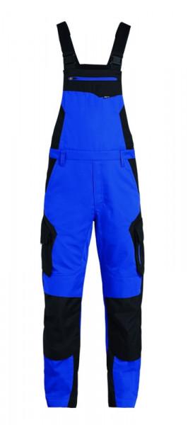 FHB PASCAL Latzhose, royalblau-schwarz