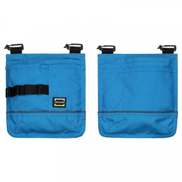 TRICORP, Swing-Pocket Gürteltasche, turquoise, 652