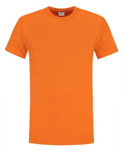 TRICORP, T-Shirt 145g, Orange, 101001