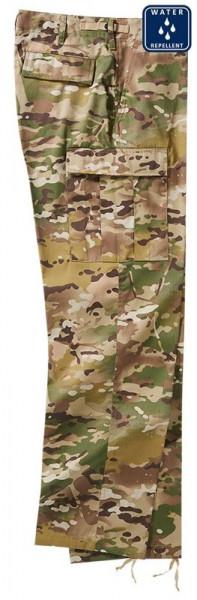 BRANDIT, US Ranger Trousers, tactical camo / 1006