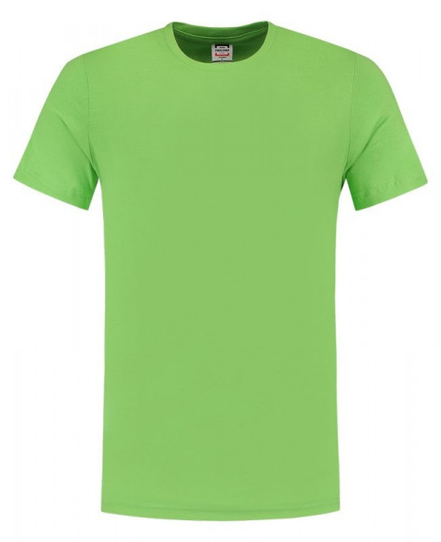 TRICORP, T-Shirt Slim Fit, Lime, 101004