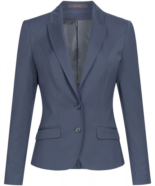 GREIFF Damen-Blazer Slim Fit dunkelblau Corporate Wear 1426.2820.21 1426 2820 Blazer