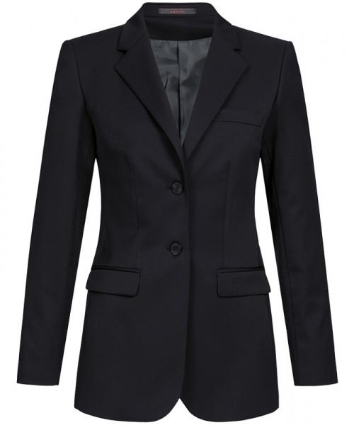 GREIFF Damen-Blazer Comfort Fit schwarz Corporate Wear 1414.7000.10 1414 7000 Blazer