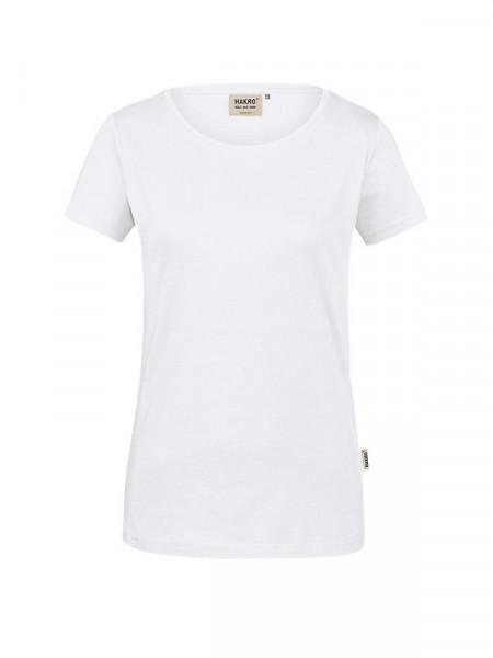 Hakro Damen-T-Shirt GOTS-Organic weiß 0171-001