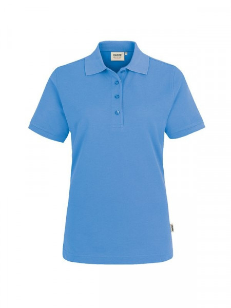 Hakro Damen-Poloshirt Performance malibublau 0216-041