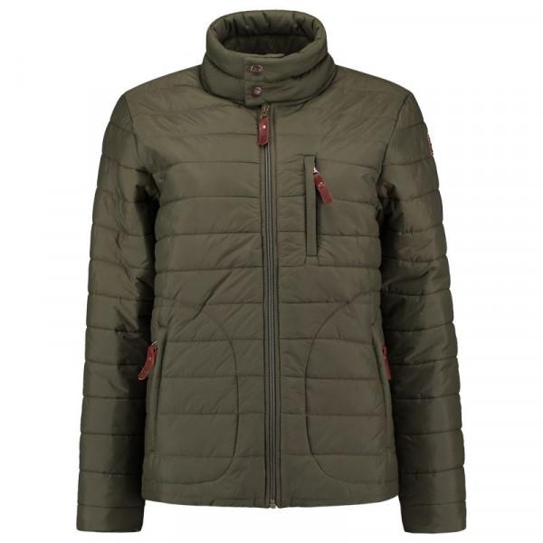 TRICORP, Jacke Premium Nylon Damen, Army, 404005