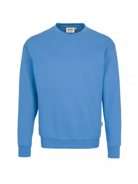 Hakro Sweatshirt Premium malibublau 0471-041