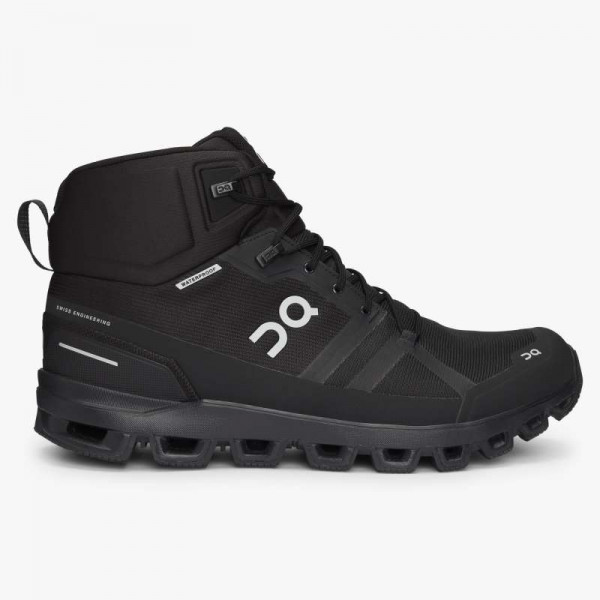 ON CLOUD, Cloudrock Waterproof All | Black 23.99855