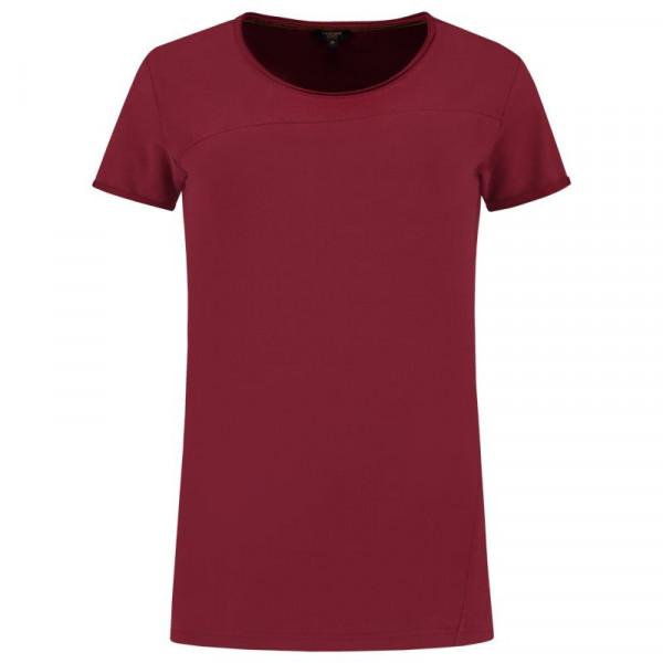 TRICORP, T-Shirt Premium Damen, Bordeaux, 104005