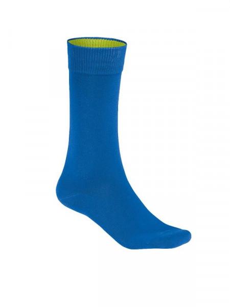 Hakro Socken Premium royalblau 0933-010