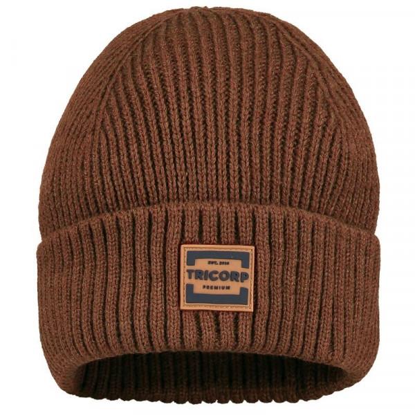 TRICORP, Mütze Premium, Black, 654002
