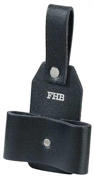 FHB LEVIN Zangenschlaufe, schwarz