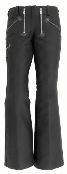 FHB HELENE Damen-Zunfthose Doppelpilot , schwarz