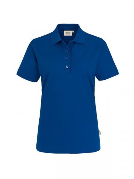 Hakro Damen-Poloshirt Performance ultramarinblau 0216-129